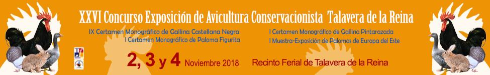 26º CONCURSO DE AVICULTURA CONSERVACIONISTA Talavera de la Reina