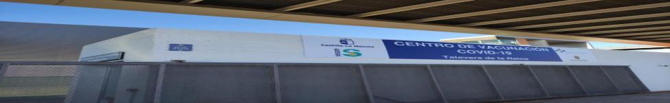 Centro de Vacunación y PCR - SESCAM